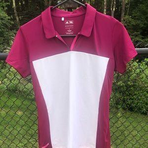 Women's Adidas golf shirt